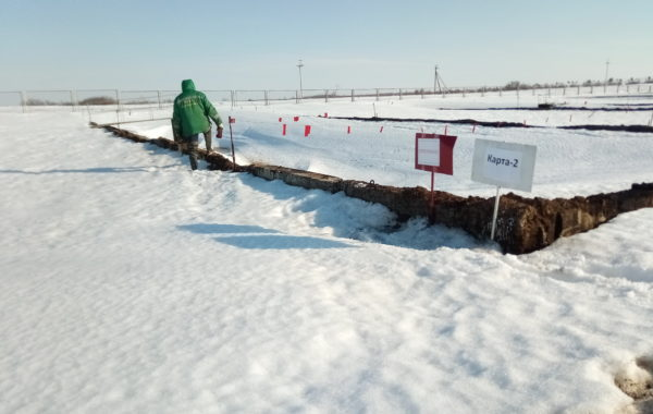 Прорыв магистрального нефтепровода, расположенного на границе Котовского и Даниловского района Волгоградской области.